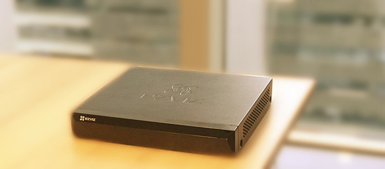 确认过眼神,萤石互联网硬盘录像机POE型——X5S实操指南了解下