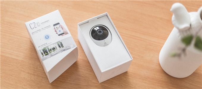 智能+: 安全您的家EZVIZ C2C开箱图赏