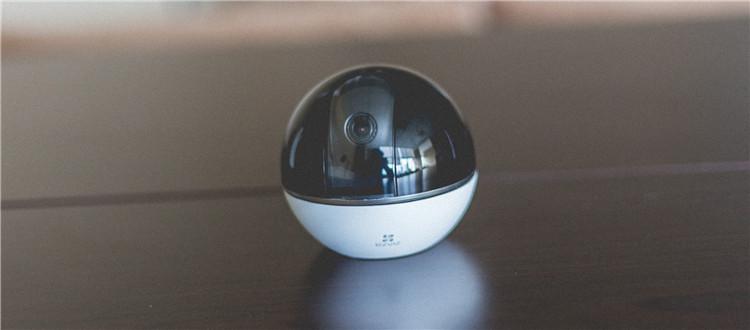 室内监控的精灵球:萤石C6TC开箱鉴赏
