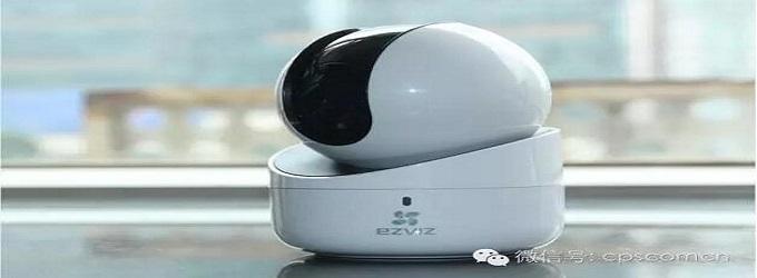 【评测】天生会转,萤石C6H互联网云台摄像机评测