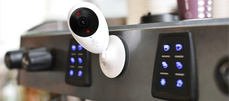 萤石网络推出C2C全景版互联网摄像机