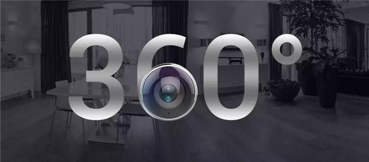 什么是鱼眼全景网络摄像机