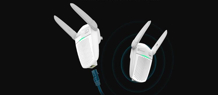 扩大wifi信号的武器:W2C无线中继器实操指南