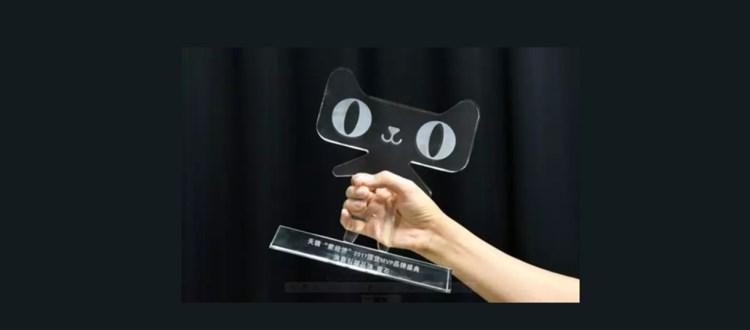 """萤石获颁天猫""""家经济""""2017国货MVP""""消费引领品牌"""