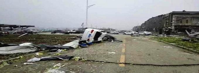 【视频】实拍盐城龙卷风袭击!为何伤亡如此惨重?