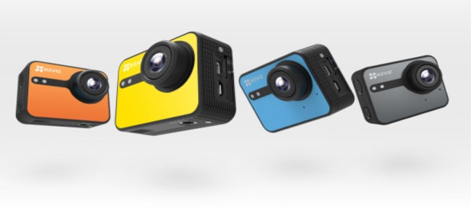 众筹破百万的萤石S1C运动相机,究竟是一款怎样的产品?