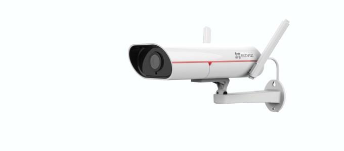 高清户外监控利器 萤石户外摄像机新品C5S即将上市