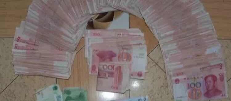 一下偷了70多万,小偷吓坏了!悄悄退回去还多加了2000,并附了张纸条…