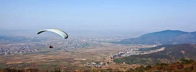 牛!国际滑翔伞高手齐聚富阳!明后天这里有精彩!