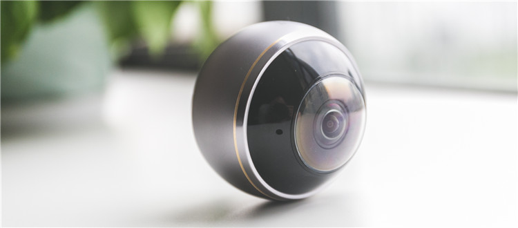 金属机身360度全景监控,C6P实操教程